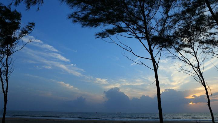 Vakkad Beach and TirurPuzha, Ponnani, Malappuram
