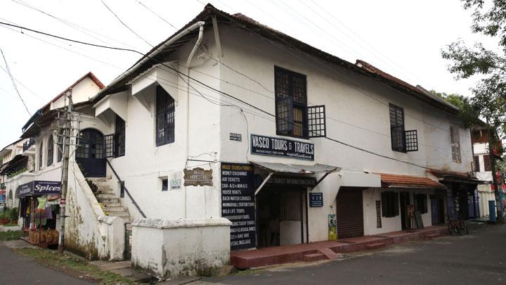 Vasco House at Fort Kochi in Ernakulam