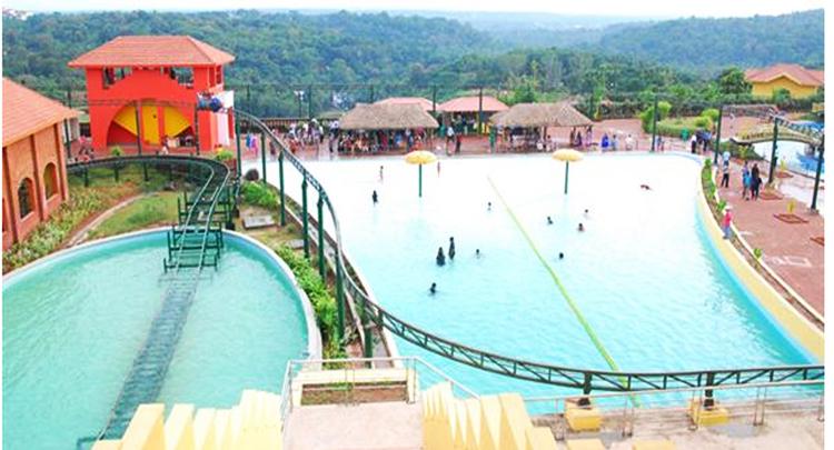 Vismaya Park, Water theme park, Kannur