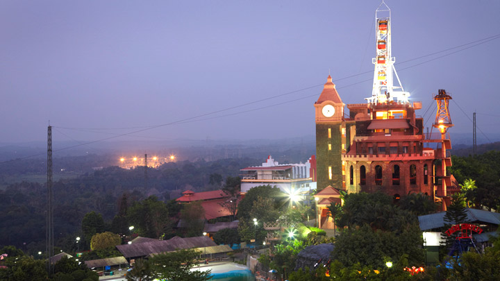 Wonderla Amusement Park, Kochi