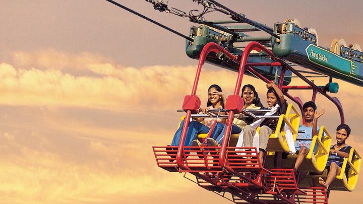 Wonderla Amusement Park, Kochi