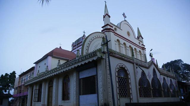 Manjinikkara Church, Kerala