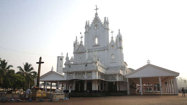 Manarcad Church, Kerala