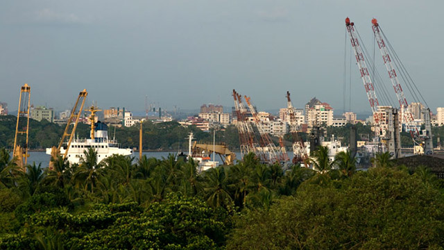 Excellent Willingdon Island A Man Made Island In Kochi Ernakulam Beutiful Home Inspiration Ommitmahrainfo