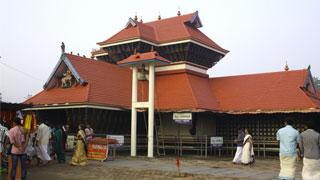 Chakkulathukavu Sree Bhagavathy Temple in Alappuzha