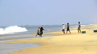 Chavakkad Beach, Thrissur