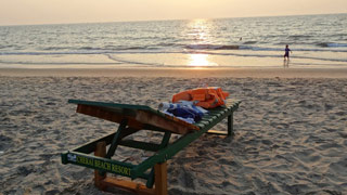 شاطئ تشيراي، كوتشي