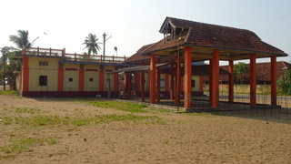 Cheriazheekal Temple in Karunagappally