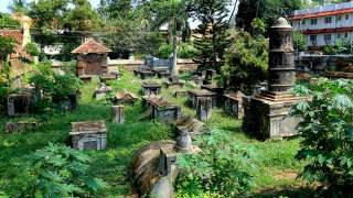 Dutch Cemetery, Ernakulam