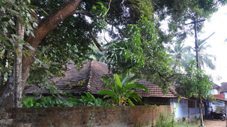 Kottayi - the birth place of Chembai Vaidyanatha Bhagavathar