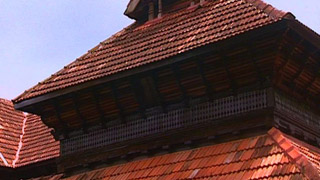 கிருஷ்ணாபுரம் அரண்மனை, காயங்குளம்