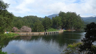 Kundala - a picturesque town in Munnar