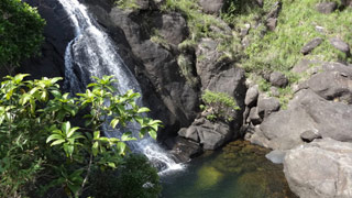 Madammakkulam Waterfalls near Peermedu
