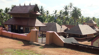 Madiyankulam Durga Temple at Hosdurg