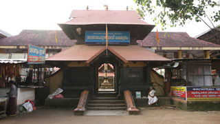 Malayalapuzha Bhagavathy Temple in Pathanamthitta
