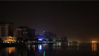 Marine Drive - A popular hangout in Kochi