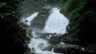 Meenmutty Waterfalls, Wayanad
