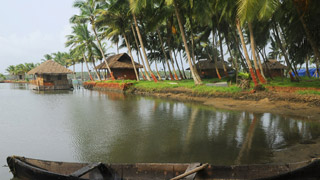 Padanna Backwaters