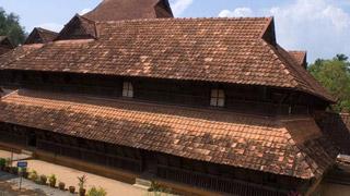 Padmanabhapuram Palace in Thiruvananthapuram