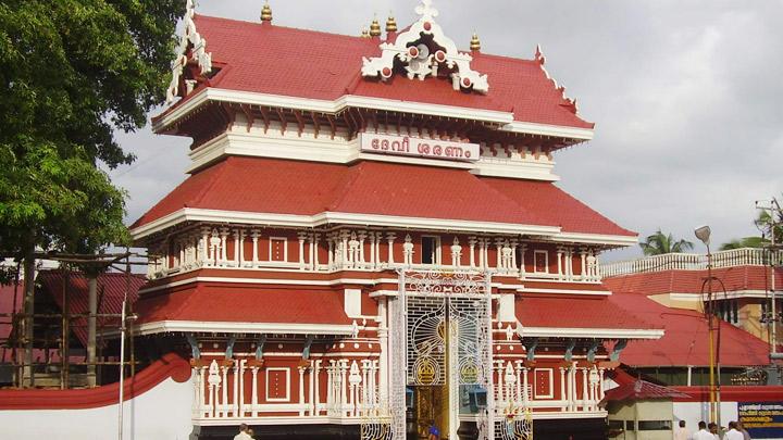 Paramekkavu Bhagavathy Temple, Thrissur