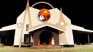 Sampaloor Church