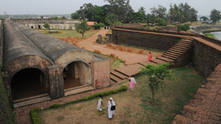 Fort de St. Angelo, Kannur