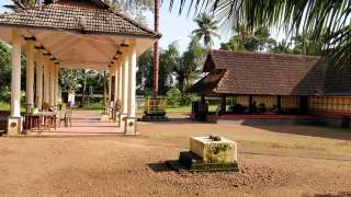 Thaliyil Mahadeva Temple at Kottayam