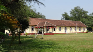 The Cochin Club at Fort Kochi