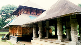 Thodikkulam Temple at Kannavam, Kannur
