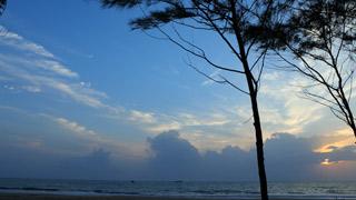 Vakkad Beach and Tirur Puzha