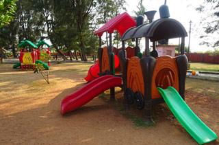 Vijaya Beach Park in Alappuzha