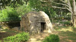 Vizhinjam Rock Cut Cave, Thiruvananthapuram