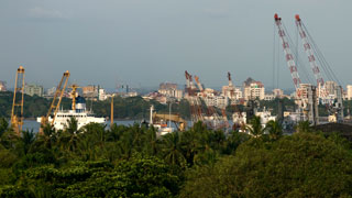Willingdon Island, Kochi