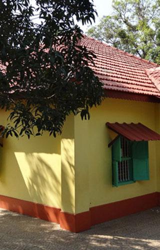 ஆனந்தாஸ்ரம் – கண்ணங்காடி உள்ள ஒரு ஆன்மீக மையம்