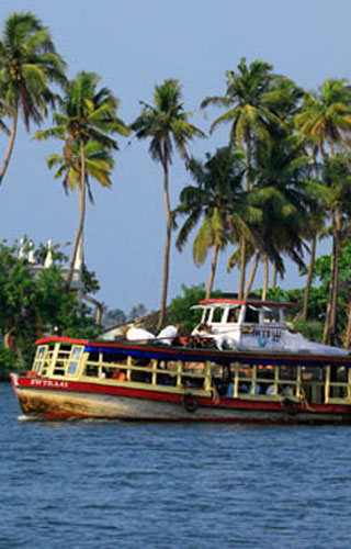Aqua Tourism in Alappuzha
