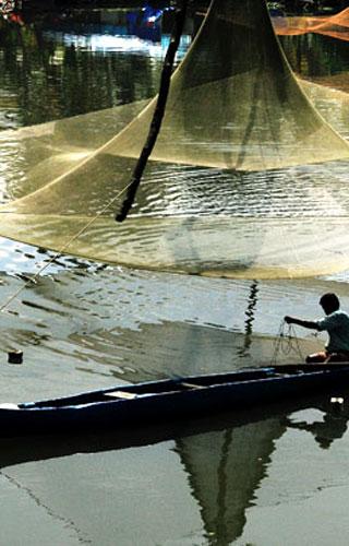 Aquatourism in Kochi