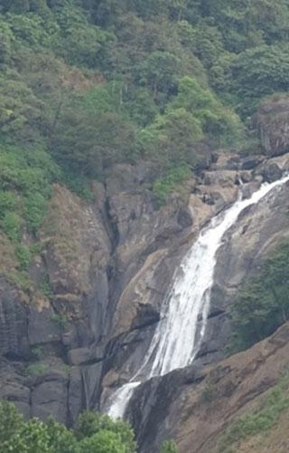 Attukad Waterfalls, Munnar