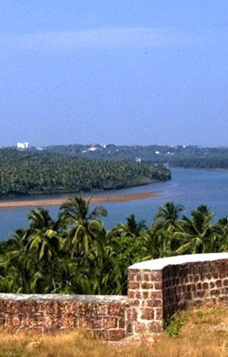 Chandragiri Fort & River