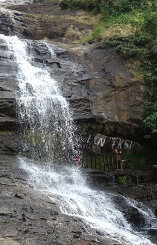 Cheeyappara and Valara Waterfalls, Idukki
