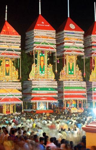 Chettikulangara Bhagavathy Temple, Mavelikkara