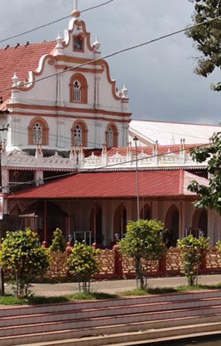 Edathua Church in Alappuzha
