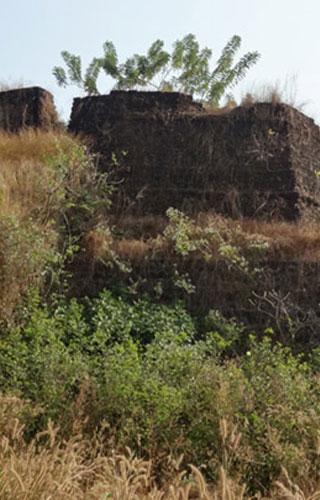 Hosdurg Fort in Kasaragod