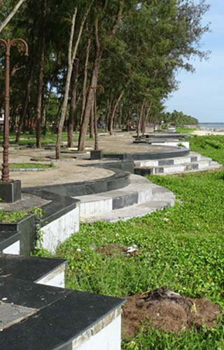 Kappad beach, Kozhikode