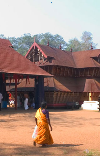 Kodungalloor in Thrissur