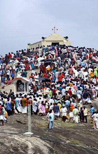 Kurisumala in Kottayam
