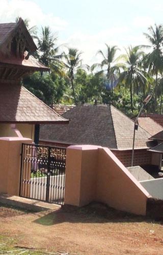 Madiyankulam Durga Temple at Hosdurg