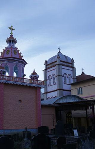 Manjinikkara Dayara Church