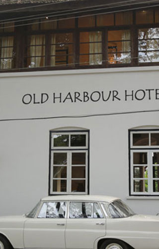 Old Harbour House