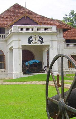 சக்தன் தம்புரான் அரண்மனை, திருச்சூர்