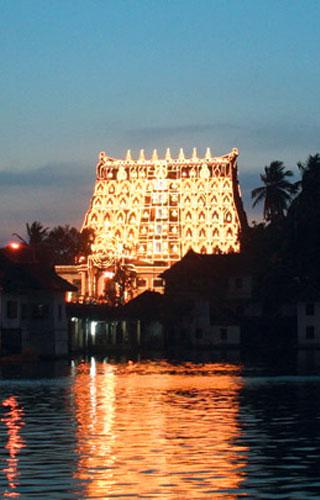 ஸ்ரீ பத்மநாப சுவாமி கோயில், திருவனந்தபுரம்